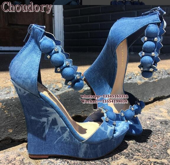 2018 new summer Women Sexy lace up peep-toe pearl chunky heels High-heeled sandals free shipping thick heel platform sandals блендер ладомир 423