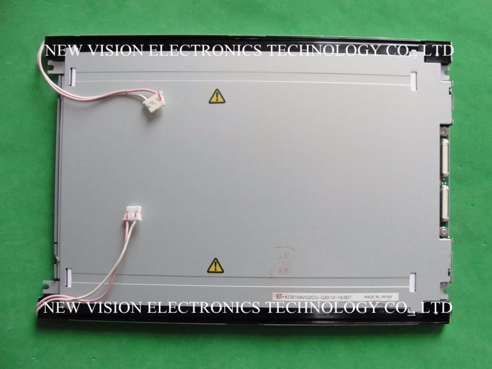"10.4/"" Kyocera KCB104VG2CG-G20 KCB104VG2CG LCD Screen Display Panel"