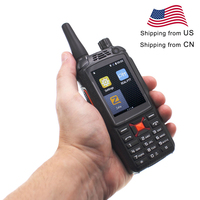 Anysecu WCDMA GSM 3G WIFI Radio G22+ Android system FM Transcever 3G 22PLUS F22 Network radio work with Real ptt/Zello