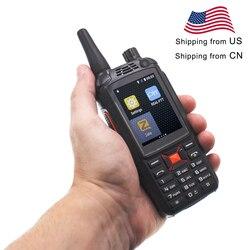Anysecwcdma GSM 3G WIFI Radio G22 + sistema Android FM transever 3G-22PLUS F22 radio de red funciona con Real-ptt/Zello