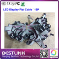 17cm length led flat cable wire 16p led data cable 20 pcs for sale to connect led modules for p10 [16 p8 led screen