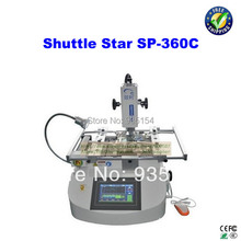 Shuttle Star SP-360C IR Heating PLC Control BGA Rework Station BGA Machine Soldering Machine Welding Machine