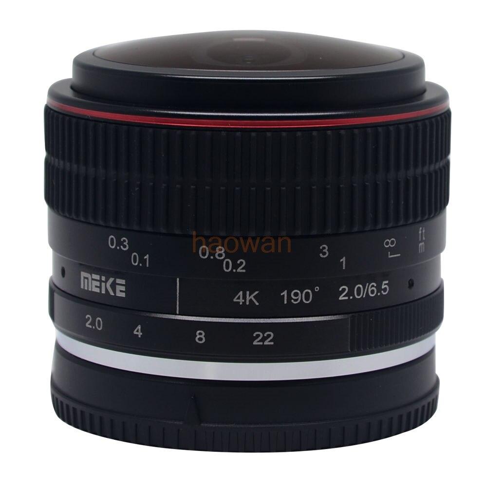 6.5MM F2.0 f/2.0 Fisheye Manual Focus Lens for canon ef-m eosm/m2/m3/m5/m10 mirrorless camera6.5MM F2.0 f/2.0 Fisheye Manual Focus Lens for canon ef-m eosm/m2/m3/m5/m10 mirrorless camera