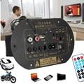 Hi Fi DIY Amplificador Board 12 V 24 V 220 V 80 W de Alta Potência Bluetooth Oi Fi Amplificador de Subwoofer Carro Placa de TF USB Para Motocicleta carro