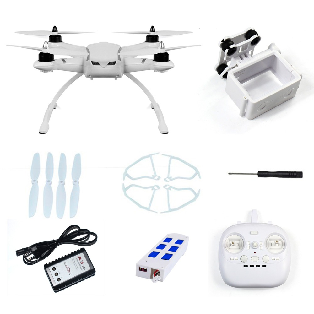 Jmt CG035 6-axle RTF 2.4GHz Gyro Headless Mode Brushless RC Quadcopter Drone without/with GPS FPV
