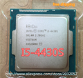 lntel i5-4430S CPU I5 4430S 2.7GHz 22nm 65W 6M desktop processors SR14M scrattered pieces (working 100% Free Shipping)