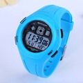 Fashion SANDA Brand Children Watches LED digital-watch Girl Student Multifunctional Waterproof cartoon princess watch relogio