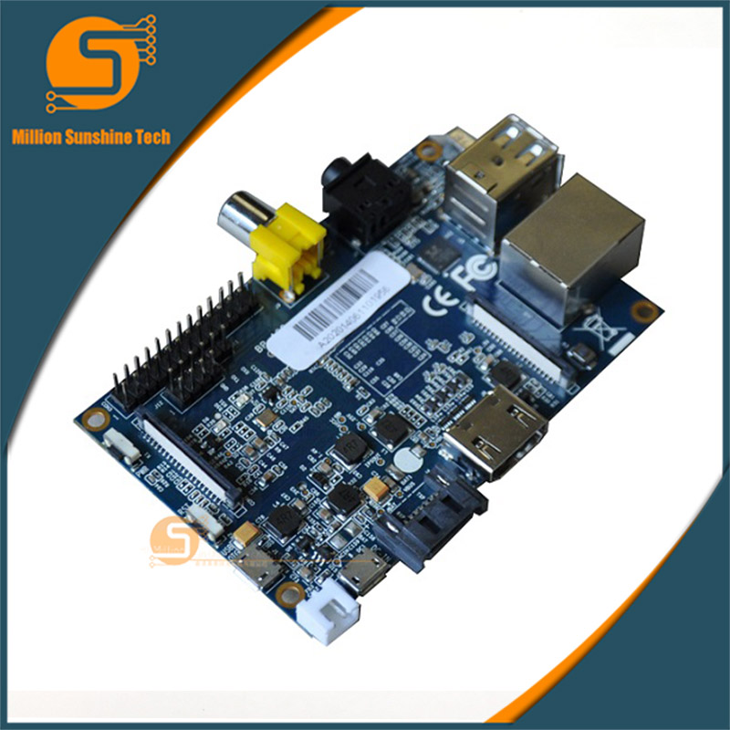 цена на Banana Pi M1 BPI-M1 Open source development Board In stock Free shipping