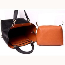 Women messenger bags leather luxury handbags women bags designer vintage big size tote shoulder bag high quality bolsos