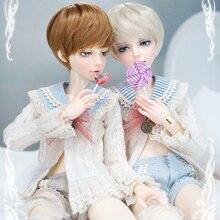 Oueneifs Волшебная страна MiniFee Mio Chloe Celine Мика 1/4 BJD куклы модель Reborn для мальчиков и девочек глаза высокое качество игрушки макияж Магазин Смолы