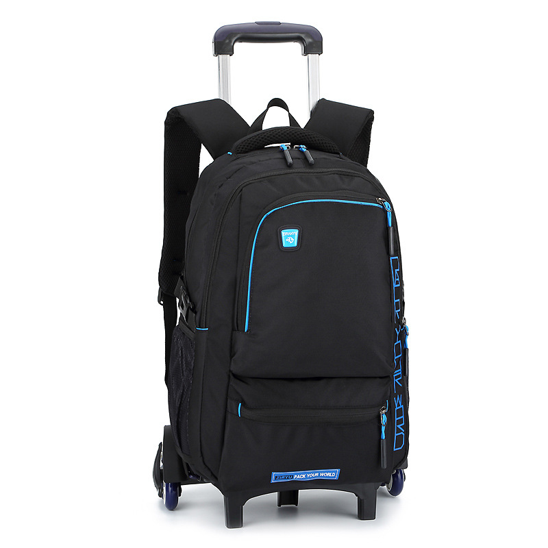 Removable Trolley school Backpack Wheeled Bags Children School Bag Boys girls Travel Bags Child School Backpacks kids schoolbags электробритва philips s3510