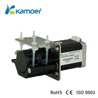 Kamoer KCS2 Water Pump Liquid Pump Stepper Motor Digital Control Long Life High Precision High Flow