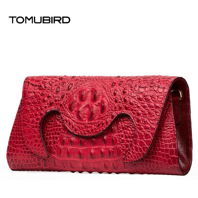 2016 New genuine leather women bag fashion women leather clutch bag alligator grain zipper long women wallets