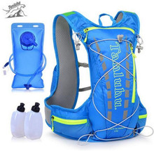 TANLUHU Trail Running Bag 15L Hydration Backpack Jogging Sport Vest Waist Pack For Climbing Hiking Cycling