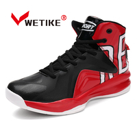 Men S Basketball Shoes Professional Basketball Sneakers Support Sports Shoes Male Ankle Boots Athletic Shoes Plus