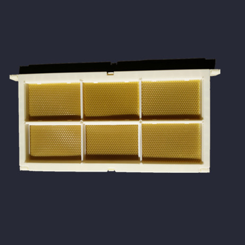 Flow hive free ship smart automatic PET food grade comb honey 1pcs comb bee frame 6pcs comb honey box flow hive automation kit new free shipping one type honey flow hive 20 pcs plastic frame honey bee hive honeycomb free installation hive flow hive frames