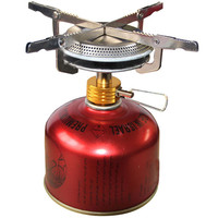 Ultralight Portable Outdoor Backpacking Camping Gas Stove
