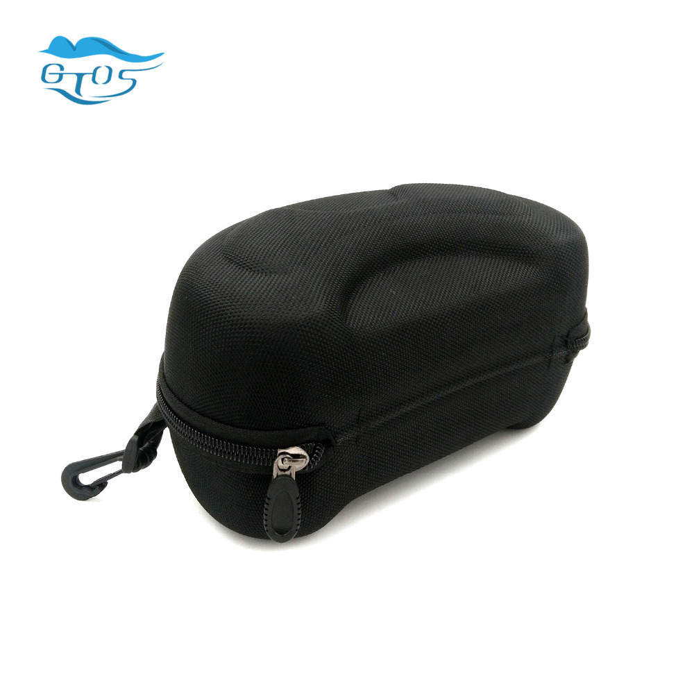 Portable Waterproof Storage Case For Scuba Diving Mask Skiing Goggles Riding Sunglasses