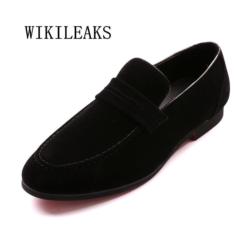 2018 large sizes men shoes slip on loafers suede leather shoes men zapatos hombre casual sapato masculino tenis masculino adulto autumn new fashion pu leather men slip on breathable loafers male zapatos de los hombres sapato masculino vintage casual shoes