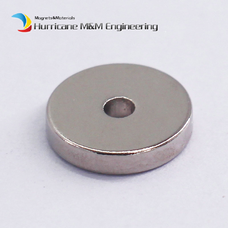 1 Pack NdFeB Magnet Ring OD 10x2x2.1 (+/-0.1)mm Dia. 0.39 Strong Neodymium Permanent Magnets Rare Earth Magnets Grade N42 mixed ring pack 10pcs
