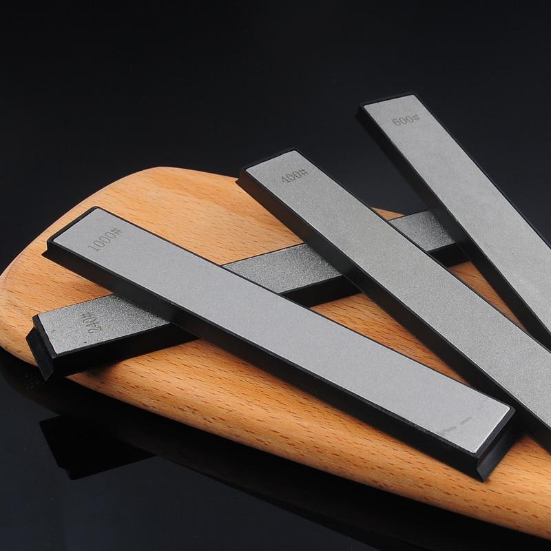 Diamond Knife Sharpener 240 400 600 1000 Grit Sharpening
