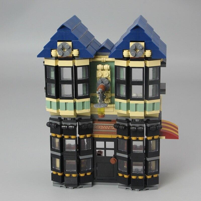 710436742 шт Поттер фильм серии замок Волшебная Модель Строительный блок Набор блоков, игрушки для детей Рождественский подарок совместим с 16060 - 5