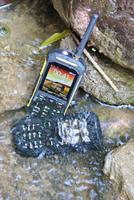 Bán buôn Jeasung X6 Tốt Nhất Chức Năng Ngân Hàng Điện Rugged Chống Nước Chống Sốc tính năng điện thoại Big Torch, Walkie Talkie Chức Năng, PTT