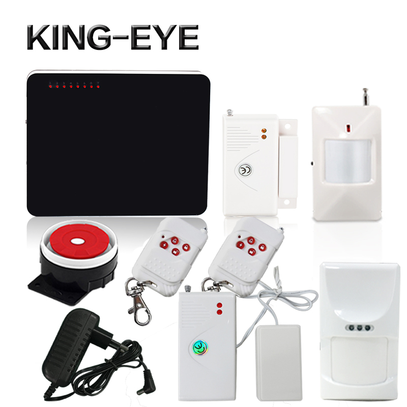 433 mhz smart home security alarm gsm alarm system security sms with anti-pet PIR motion sensor water leakage sensor 433 mhz phone remote control smart home security alarm gsm alarm systems security sms with water leak sensor pir motion sensor