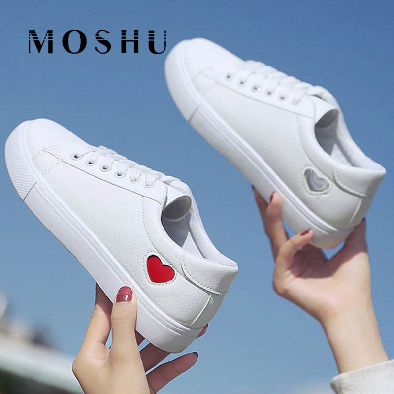 Summer Canvas Shoes Women Sneakers Pu Leather Vulcanized Shoes Calzado Mujer White Trainers Female Baskets Femme Casual ShoesSummer Canvas Shoes Women Sneakers Pu Leather Vulcanized Shoes Calzado Mujer White Trainers Female Baskets Femme Casual Shoes