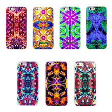 1 Piece Just Cavalli Soft TPU Silicon Flowers Case Cover for iPhone 6 6s (4.7 inch),Free Shipping
