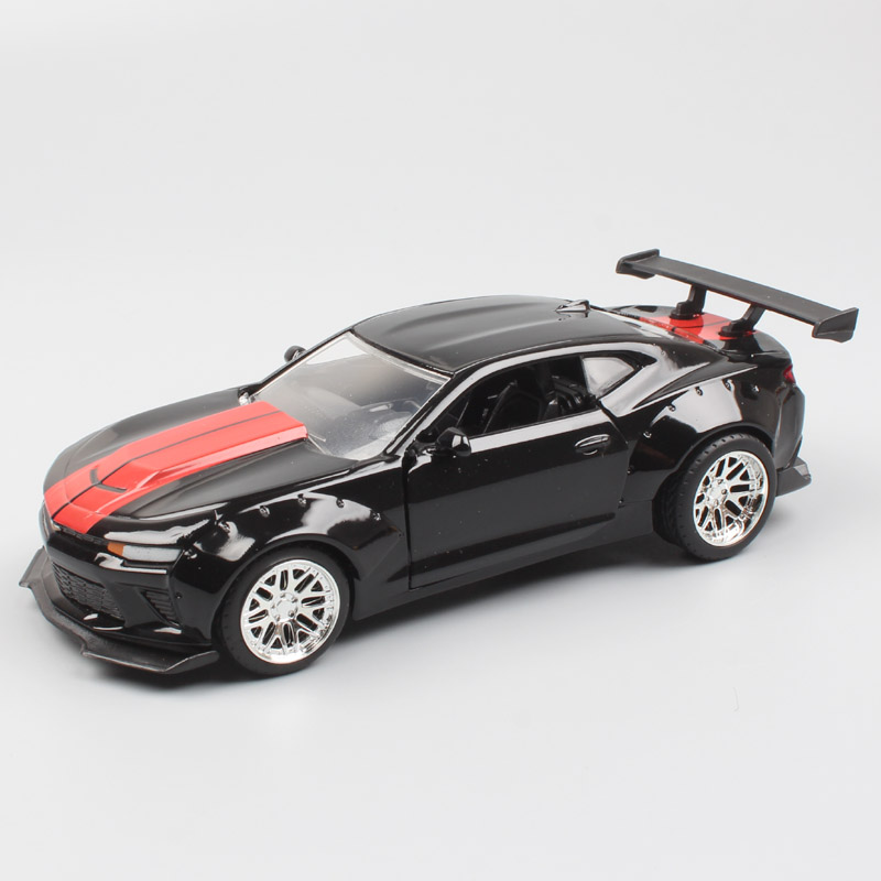 2016 Chevrolet Chevy Camaro SS coupe Model Toy Car 11