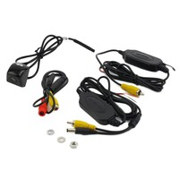 CCD HD Car Rear Camera Wireless Transmitter And Receiver Reversing Camera 170 Degree Wide Angle Waterproof