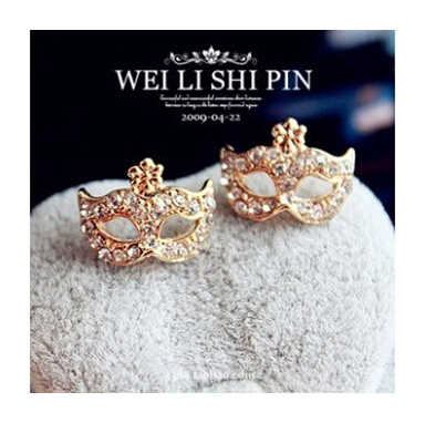 X76 Persönlichkeit Österreichischen Kristall Schmuck Set Für Frauen Gold/Silber Farbe Mark Stil Halskette & Ohrringe Sets Parure Bijoux femme