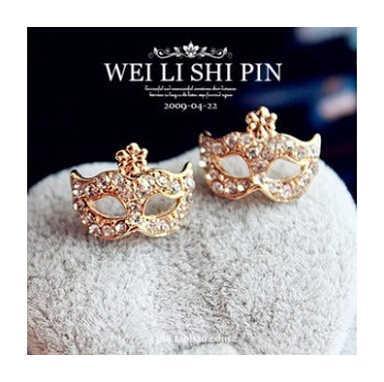 X76 personnalité Bijoux en cristal autrichien ensemble pour femmes couleur or/argent marque Style collier et boucles d'oreilles ensembles Parure Bijoux Femme