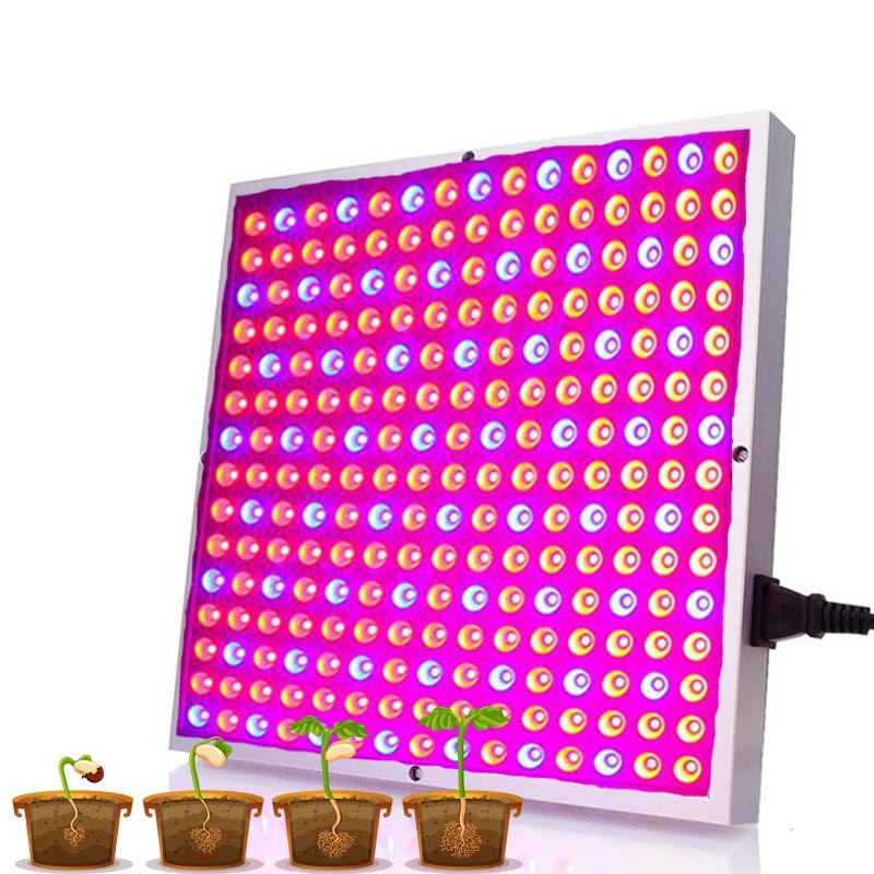 45 W plantes LED à spectre complet poussent des lumières tente intérieur fleur légume fruits croissance lampe serre système hydroponique Commercial