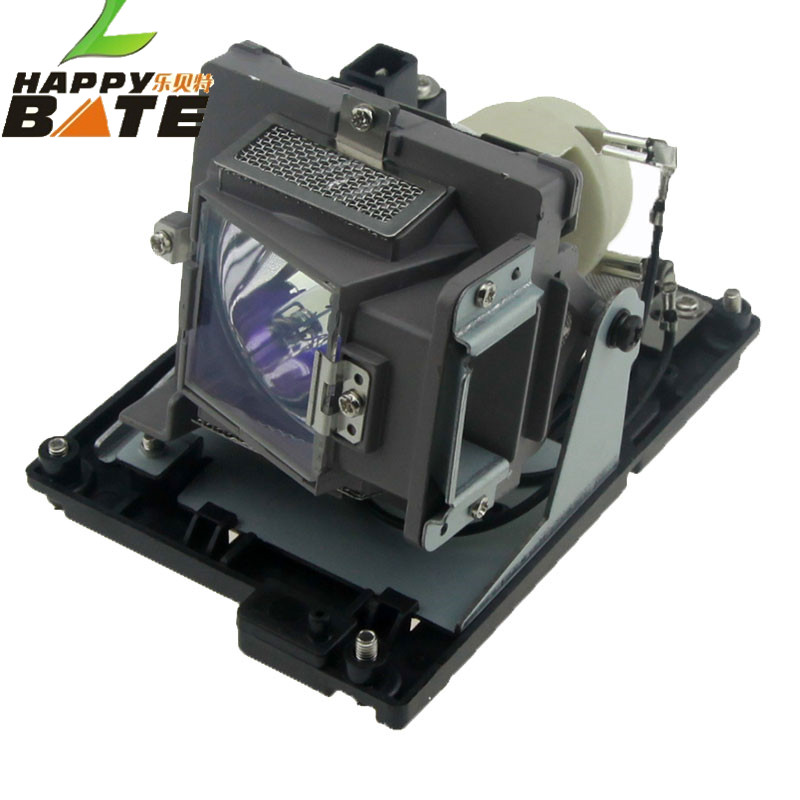 Compatible Lamp with Housing 5811116713-SU for D850/ D851 /D853W /D855ST/ D856ST /D857WT / D858WTPB Projector lamp happybate original projector lamp 5811116713 su replacement lamp for vivitek d853w d855st d856stpb d857wt d858wtpb d850 d856st projectors