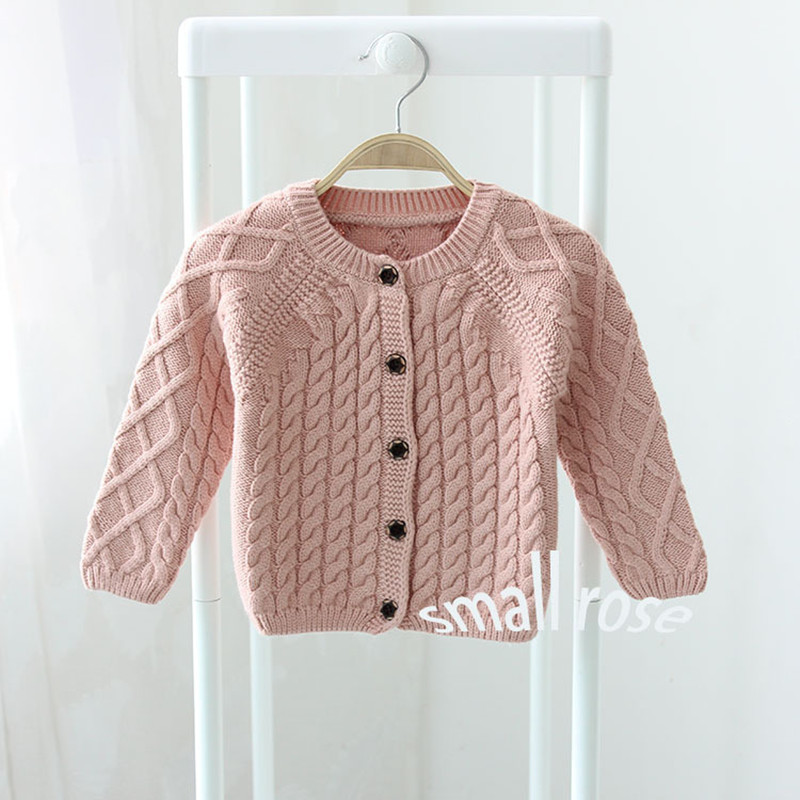 Baby Cardigan Knitted Pattern 9