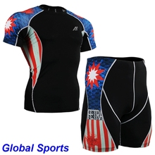 2017 New Arrival Men's Soccer Jersey Set boys Short-sleeve Jersey suit Paintless Training Set Sports male Football Boy Suits