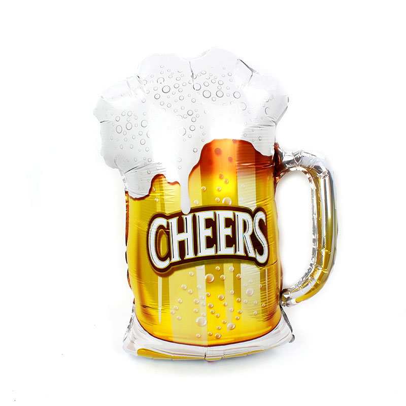 Large cheers cup