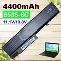 4400 mah batería para hp elitebook 6930 p 8440 p 8440 w au213aa hstnn-ub69 hstnn-xb24 hstnn-xb59 hstnn-xb61 hstnn-xb68 hstnn-xb69