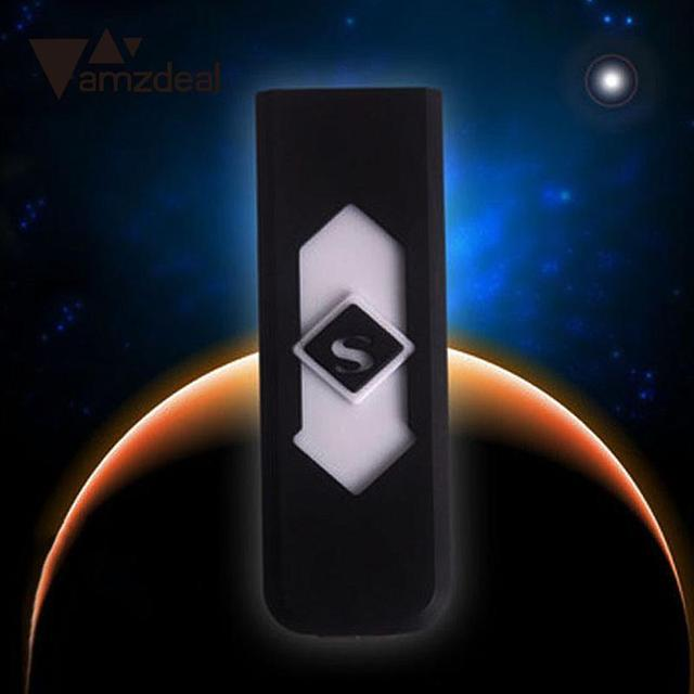 Rechargeable USB Electronic Flameless USB Lighter 3