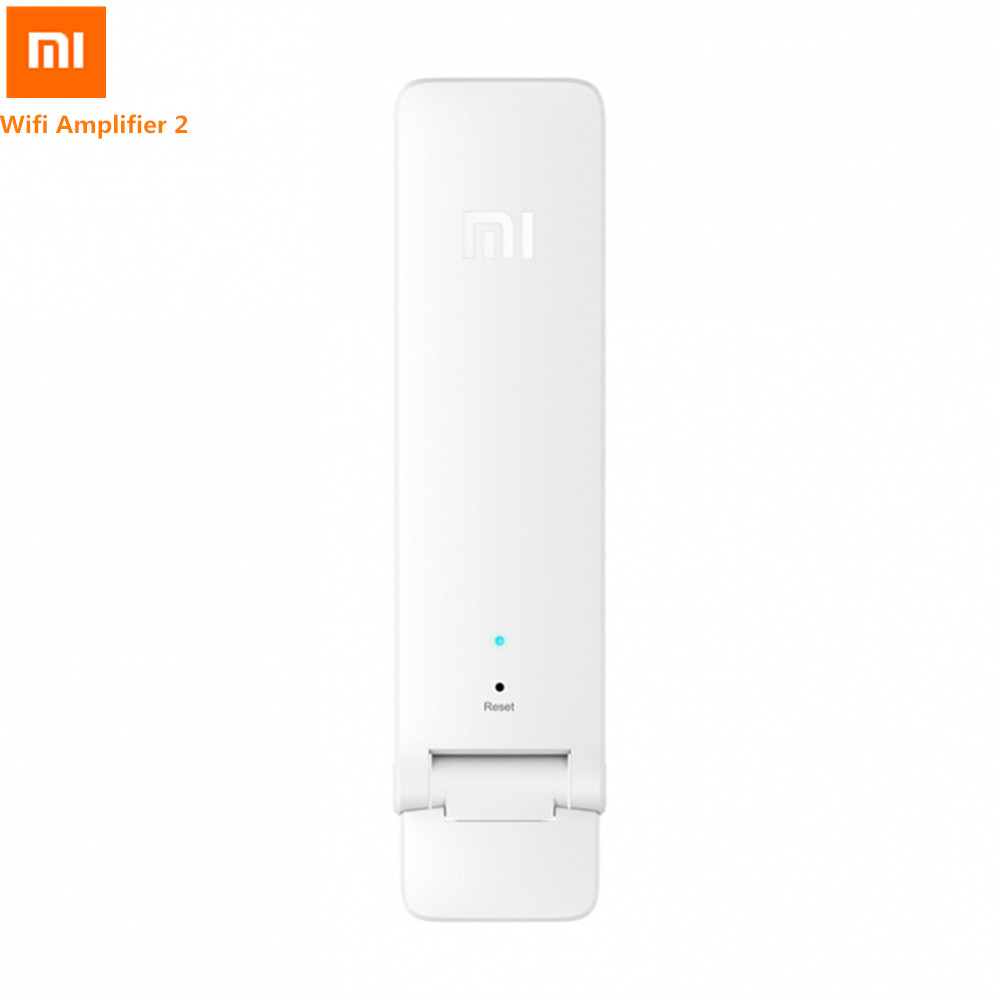3pcs Original Xiaomi Wifi Amplifier 2 Updated Version 300Mbps Wireless Wifi Router Signal Expander USB Supported