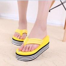 2016 Splendid Women's Sandals Beach Flip Flops Lady Slippers Women Shoes Summer Sandals for Women Flat Heel Casual