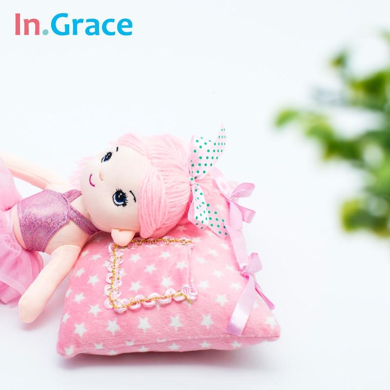 InGrace Cute Soft Tooth Fairy ბალიში ბიჭები - პლუშები სათამაშოები - ფოტო 3