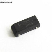 10 шт. MC306 32,768 кГц SMD кристалл 32,768 K MC-306(3,8*8) 4P 32,768 кГц 12.5PF