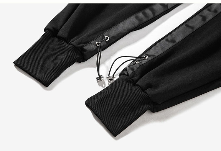 Aolamegs Mens Harem Pants Hip Hop Dancing Cross-pants Ribbon Fashion Street Male Joggers Pants 2017 Autumn New Casual Trousers (12)