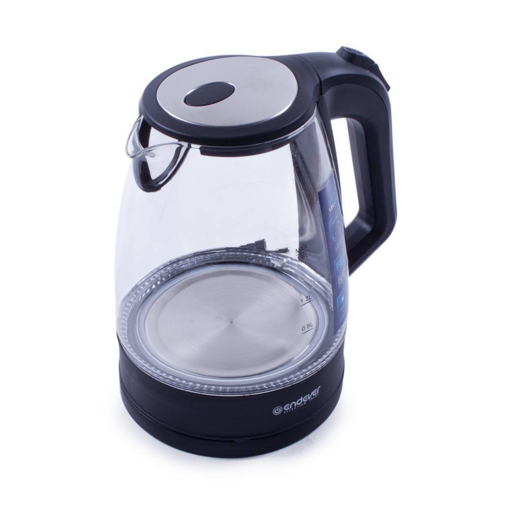 Electric kettle Endever Skyline KR-326 G electric kettle endever skyline kr 349