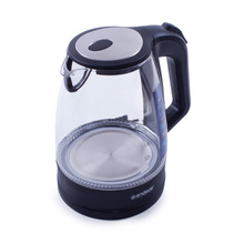 Чайник электрический Endever Skyline KR-326 G (Мощность 2200 Вт, объем 1,8 л, колба из закаленного стекла, подсветка, вращение 360 градусов)
