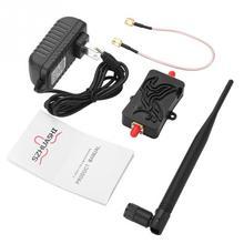 4 W 4000 mW 802.11b/g/n Wifi Router 2.4 Ghz WIFI booster de señal Amplificador Inalámbrico Bluetooth ZigBee Amplificador de señal con la Antena TDD