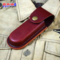 B.B.F MAKE Folding knife bags scabbard Argentine tanned leather sheath for knives Tool pliers all kinds of specif